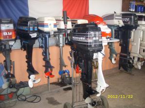 цены на лодочные моторы из европы бу